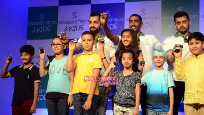 Virat Kohli ventures in Stepathlon Lifestyle - Bollywood Garam