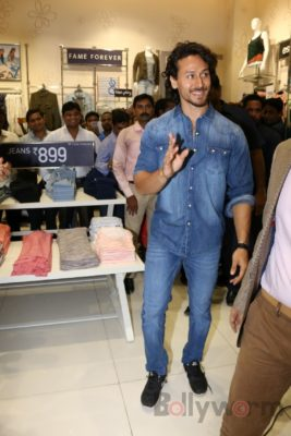 Tiger Shroff launches a home and lifestyle store! - Bollyworm