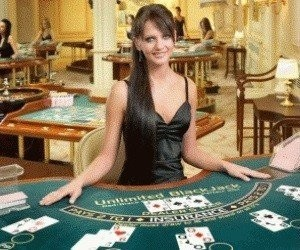 croupier blackjack