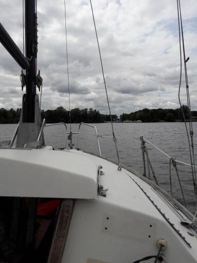 Motor und Segel | Der Bootsfahrer