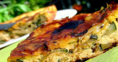 Zucchini Ricotta Frittata Recipe — Dishmaps