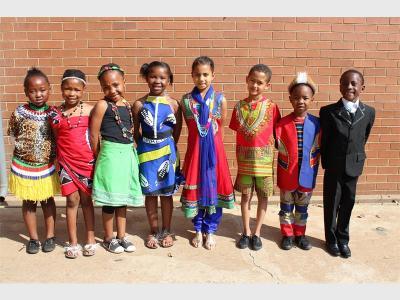Pupils dress up for Heritage Day | Brakpan Herald