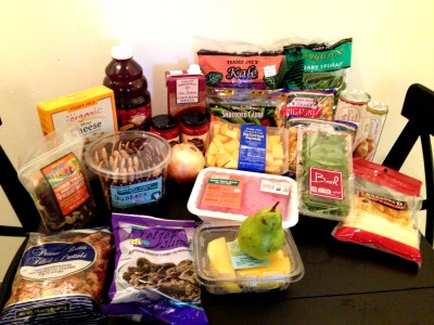 Carb Loading Plan + Grocery Haul | The Breakfast Runner