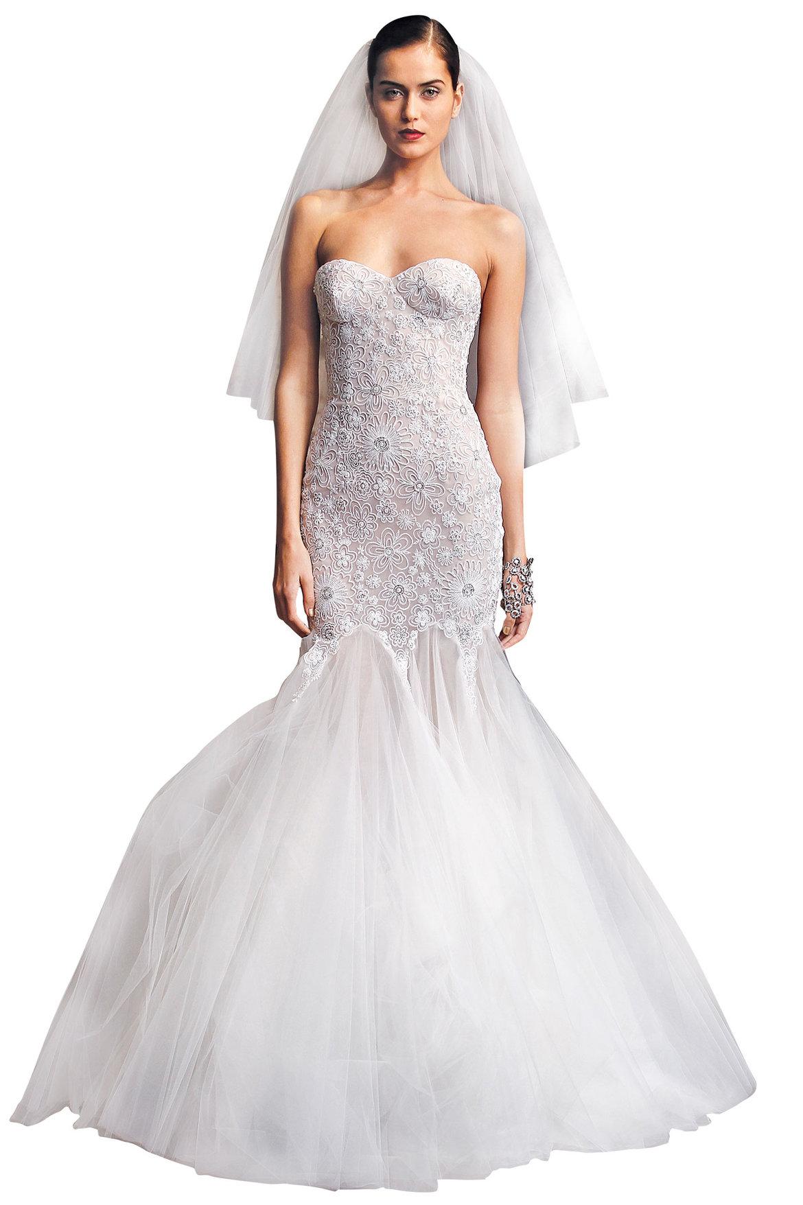 best wedding dress for body type best wedding dresses naeem khan wedding gown