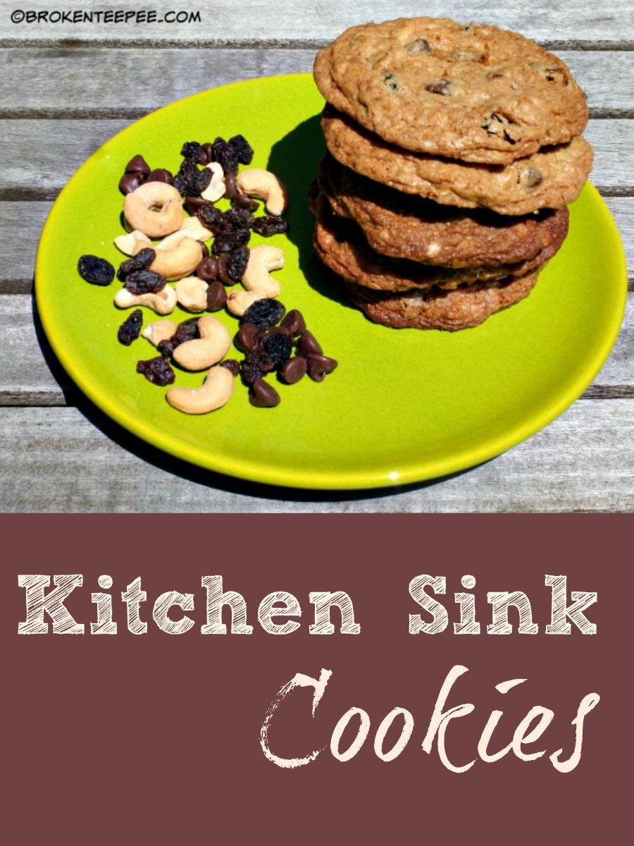cookie recipe kitchen sink cookies kitchen sink cookies Kitchen Sink Cookies