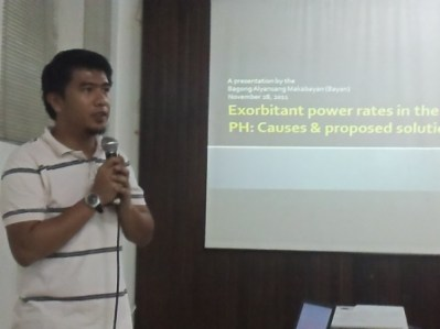 Labor, business back measures vs. high electricity rates - Bulatlat