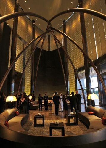 Armani redefines luxury in desert city - Burj Khalifa tickets
