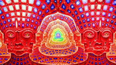 Alex Grey: Why Visionary Art Matters   Burners.Me: Me, Burners and The Man