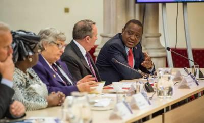 Uhuru extols benefits of intra-Africa trade - Business ...
