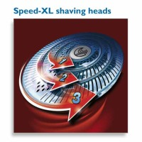Philips Norelco Speed-XL 8240 XL shaving heads