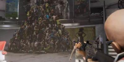 Zombie-Shooter World War Z erhält Launch-Trailer