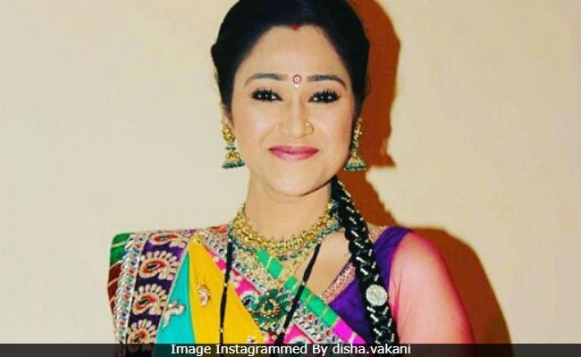 Taarak Mehta Ka Ooltah Chashmah s Disha Vakani To Make A Comeback On     Taarak Mehta Ka Ooltah Chashmah s Disha Vakani To Make A Comeback On Show   Reports