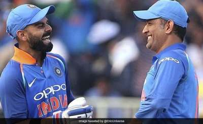 It was an MS Dhoni classic, hats off to him: Virat Kohli after Adelaide win - Ind vs Aus: एडिलेड ...