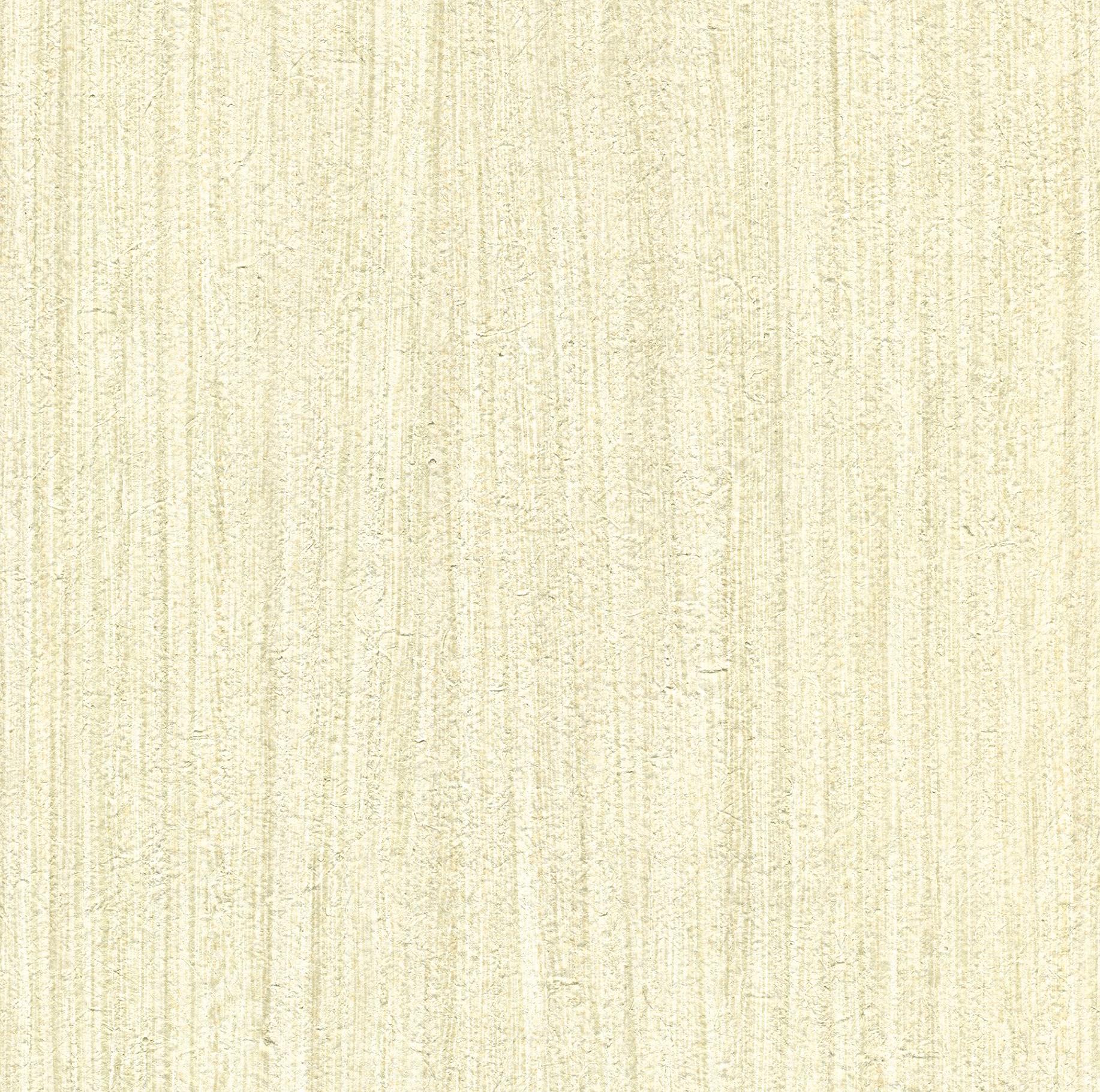 Warner Derndle Cream Faux Plywood Wallpaper