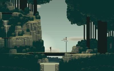 Wallpaper : video games, city, cityscape, pixel art, reflection, skyline, skyscraper, horizon ...
