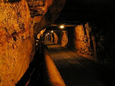 Drift of Harrachov Mine | Drift of Harrachov mine. Štola har… | Flickr