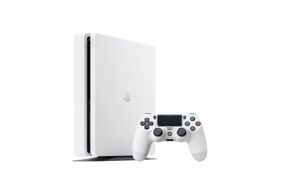 Introducing the new Glacier White PlayStation 4, out 24th January - PlayStation.Blog.Europe