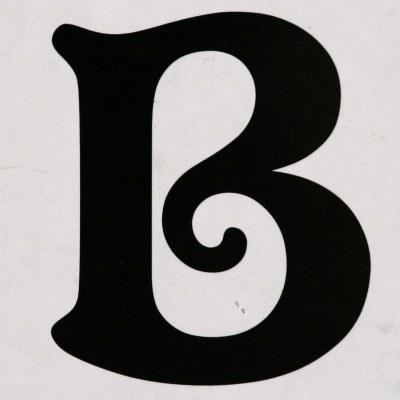 letter B | Leo Reynolds | Flickr