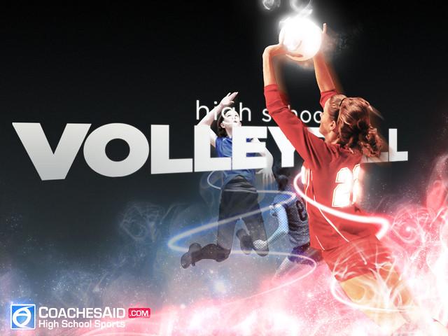 Volleyball Wallpaper | ©CoachesAid.com Volleyball Wallpaper | Stewart Hines | Flickr