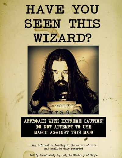 Have You Seen This Wizard? | Song of the Day Mr. Brightside … | Flickr