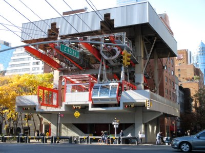Roosevelt Island Cable Car Tram Terminal NYC 0204 | 59th Str… | Flickr