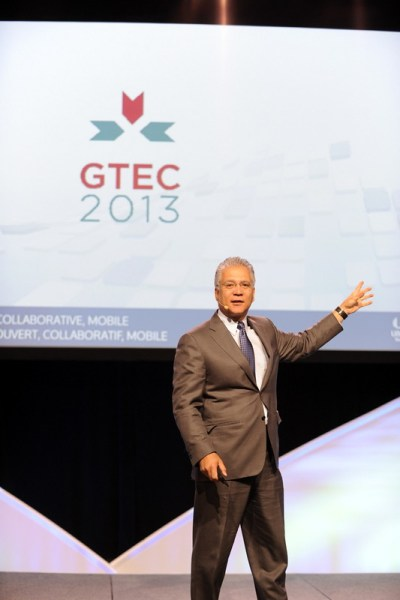 Carlos Dominguez, Senior Vice President, Cisco | GTEC 2013 | GTEC | Flickr