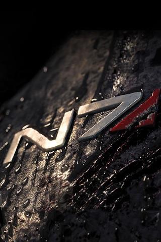 Mass Effect 2 iPhone Wallpaper | Mass Effect 2 iPhone Wallpa… | Flickr