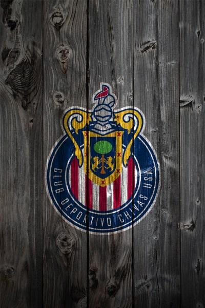 Chivas USA Wood iPhone 4 Background | Chivas USA Logo on Woo… | Flickr