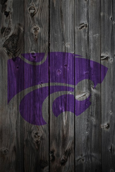 Kansas State Wildcats Wood iPhone 4 Background | Kansas Stat… | Flickr