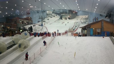 Indoor Ski Dubai | Crazy stuff. In other news, energy saving… | Flickr