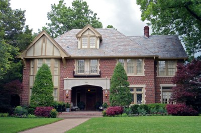 Tudor Revival Style House, Swiss Avenue, Dallas | One of sev… | Flickr