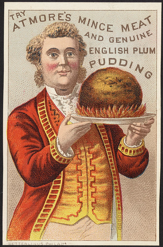 Try Atmore's mince meat and genuine English plum pudding [… | Flickr