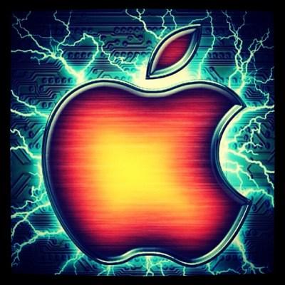 Cool Apple logo | Kevin Mark Strand | Flickr