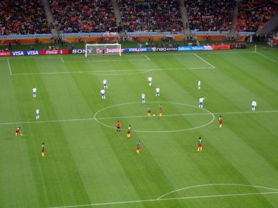 2010 FIFA World Cup South Africa - Cameroon vs Netherlands at Cape Town Stadium | Flickr - Photo ...