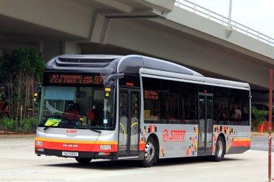 SMRT Bus Service 979 | Public Transport SG