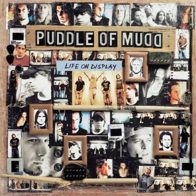 Life on Display   Enhanced album art for Puddle of Mudd's ...
