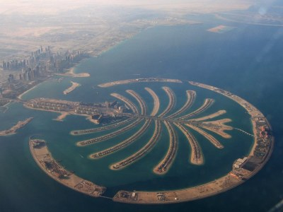 Palm Island, Dubai | Alf Gillman | Flickr