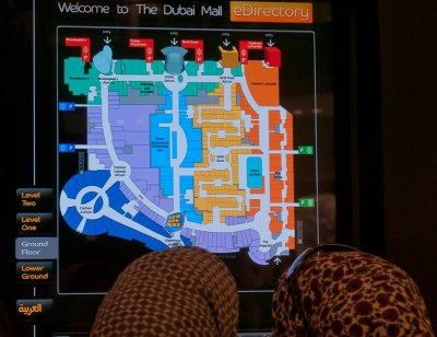 Floor Plan, Dubai Mall | Look at the relative size of the ...