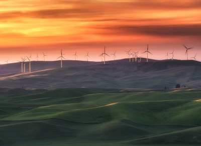 Palouse Wind Farm | The Pacific Northwest is God's country, … | Flickr