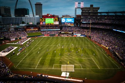 Manchester City vs Chelsea at Busch Stadium-5 | A soccer pit… | Flickr - Photo Sharing!