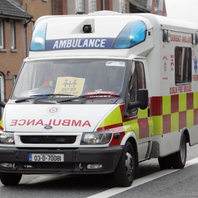 Fire Brigade ambulance breaks down with patient on board ...