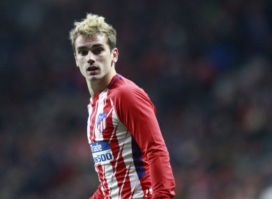 Atletico report Barcelona for illegal Antoine Griezmann approach      The42 Antoine Griezmann  file pic