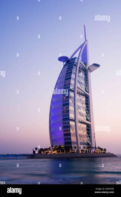 Night Low Angle View Dubai Stock Photos & Night Low Angle View Dubai Stock Images - Alamy