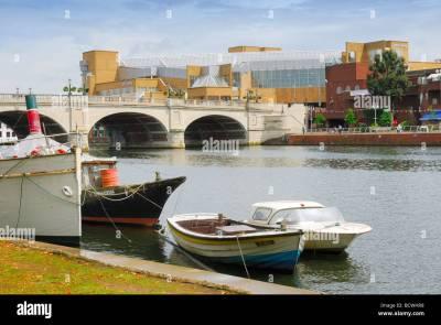 Royal Borough Of Kingston Upon Thames Stock Photos & Royal Borough Of Kingston Upon Thames Stock ...