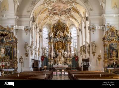 Church Mariae Himmelfahrt Stock Photos & Church Mariae Himmelfahrt Stock Images - Alamy