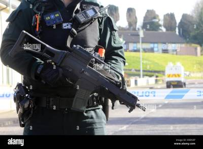 The Police Service of Northern Ireland (PSNI) (Irish: Seirbhís Stock Photo: 136777530 - Alamy