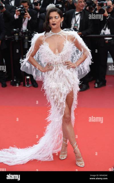 Cannes, France. May 15, 2018 - Cannes, France: Sara Sampaio attends the 'Solo: a Star Wars Story ...
