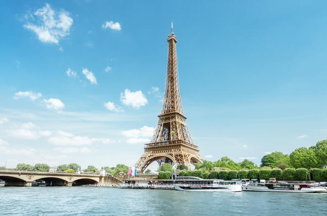 Paris Tour with Eiffel Tower Skip the Line  Seine River Cruise 2018 See More  211
