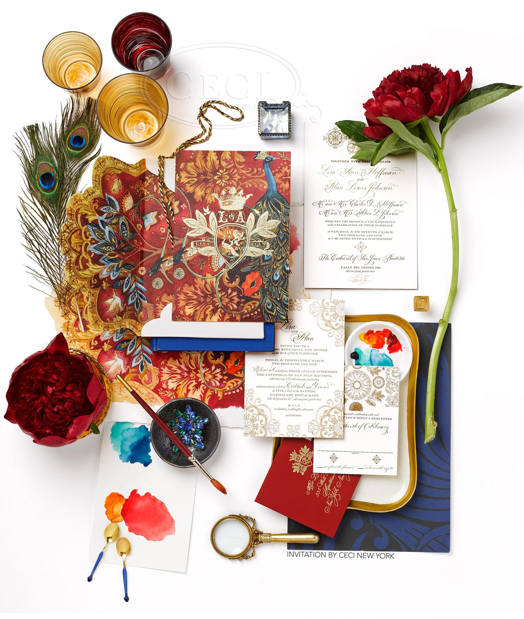 spanish wedding spanish wedding invitations Talavera Wedding Suite Spanish Tile Invitations Save the dates citlalicreativo com