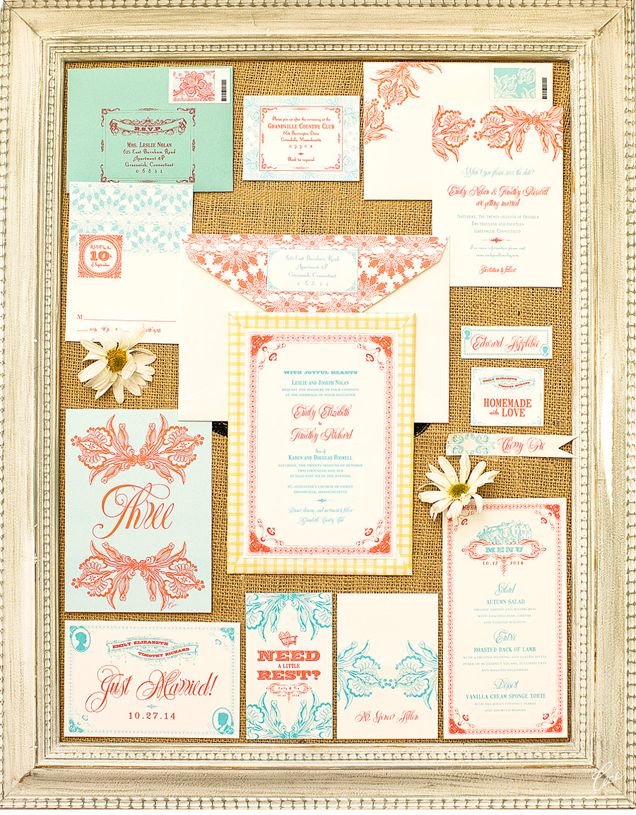 backyard country wedding invitations country wedding invitations V48 Our Muse Backyard Country Wedding Part 1 Ceci Style